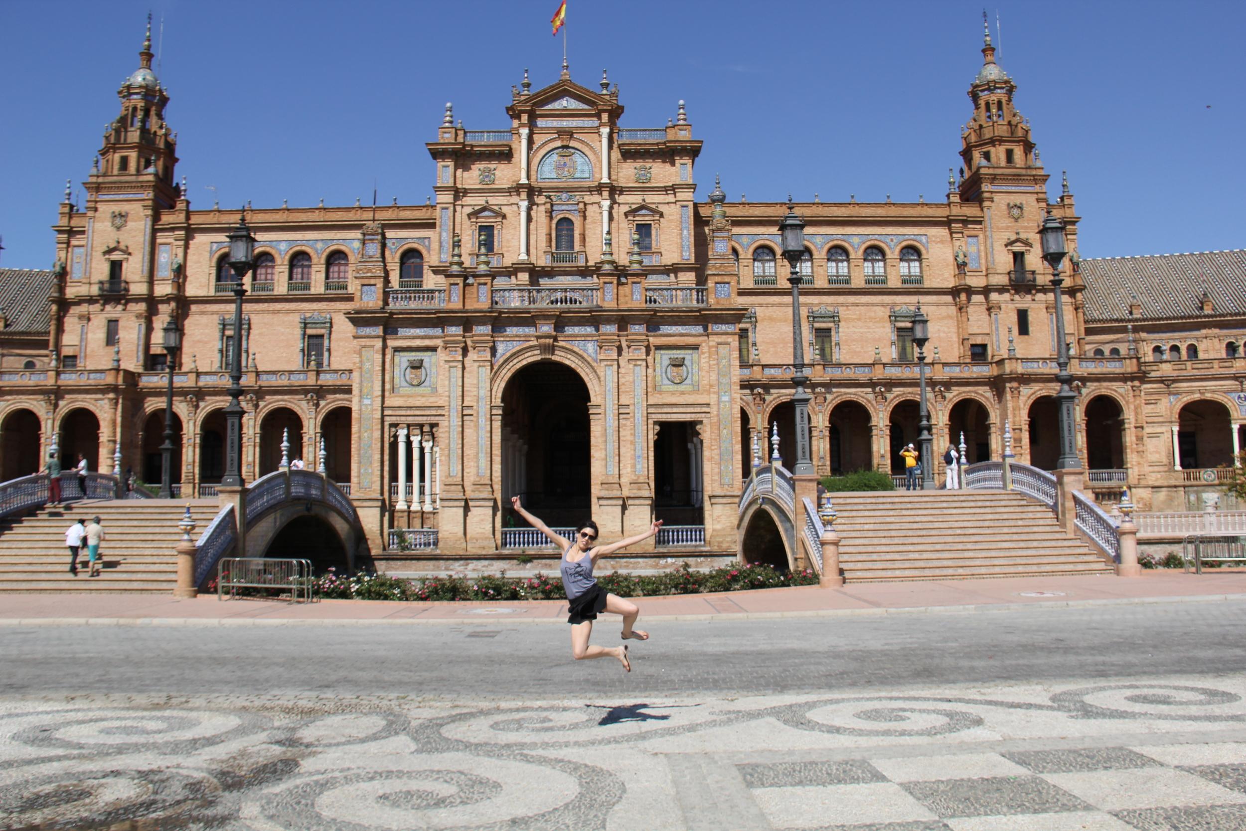 MY EUROTRIP. SEVILLA, SPAIN