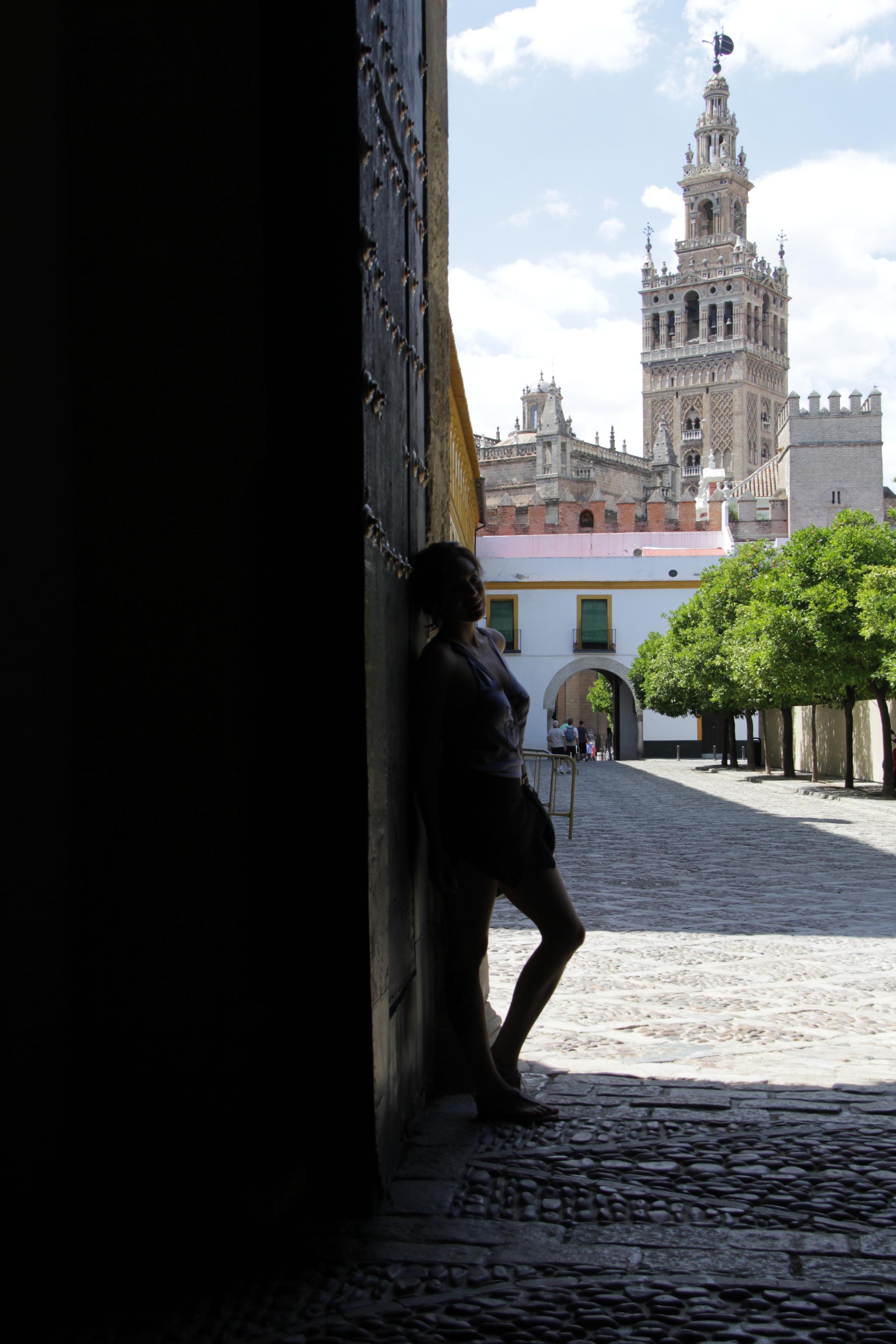 MY EUROTRIP. SEVILLA,SPAIN