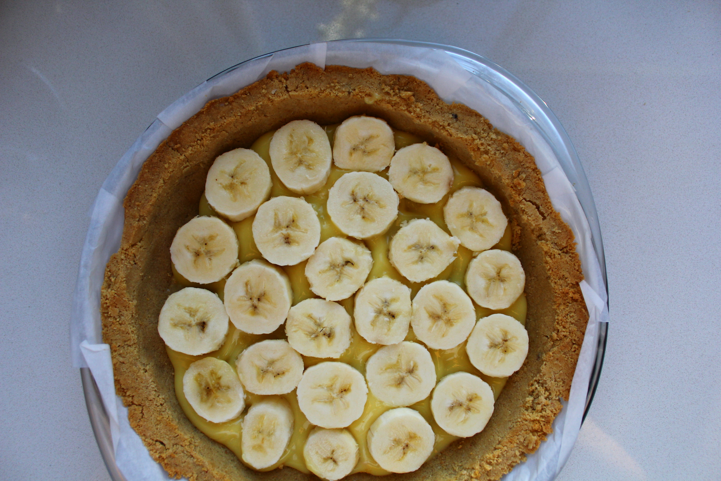 SALTED BOURBON BANANA CREAM PIE