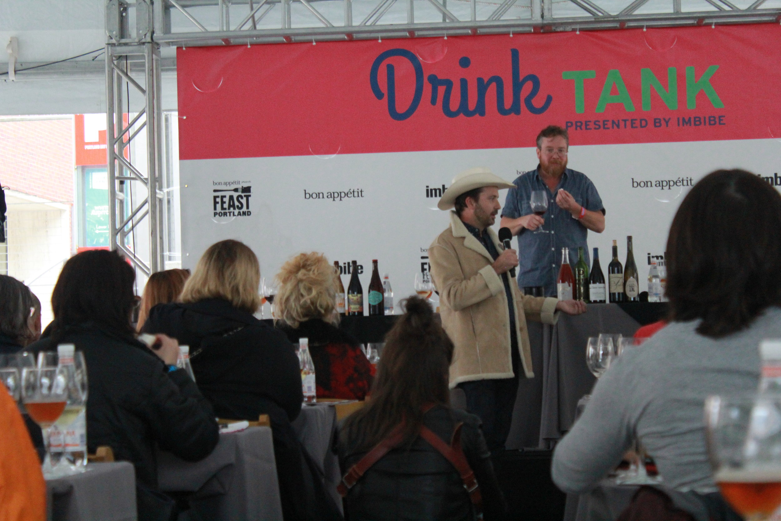 DRINK TANK PRESENTED BY IMBIBE FEAST PORTLAND