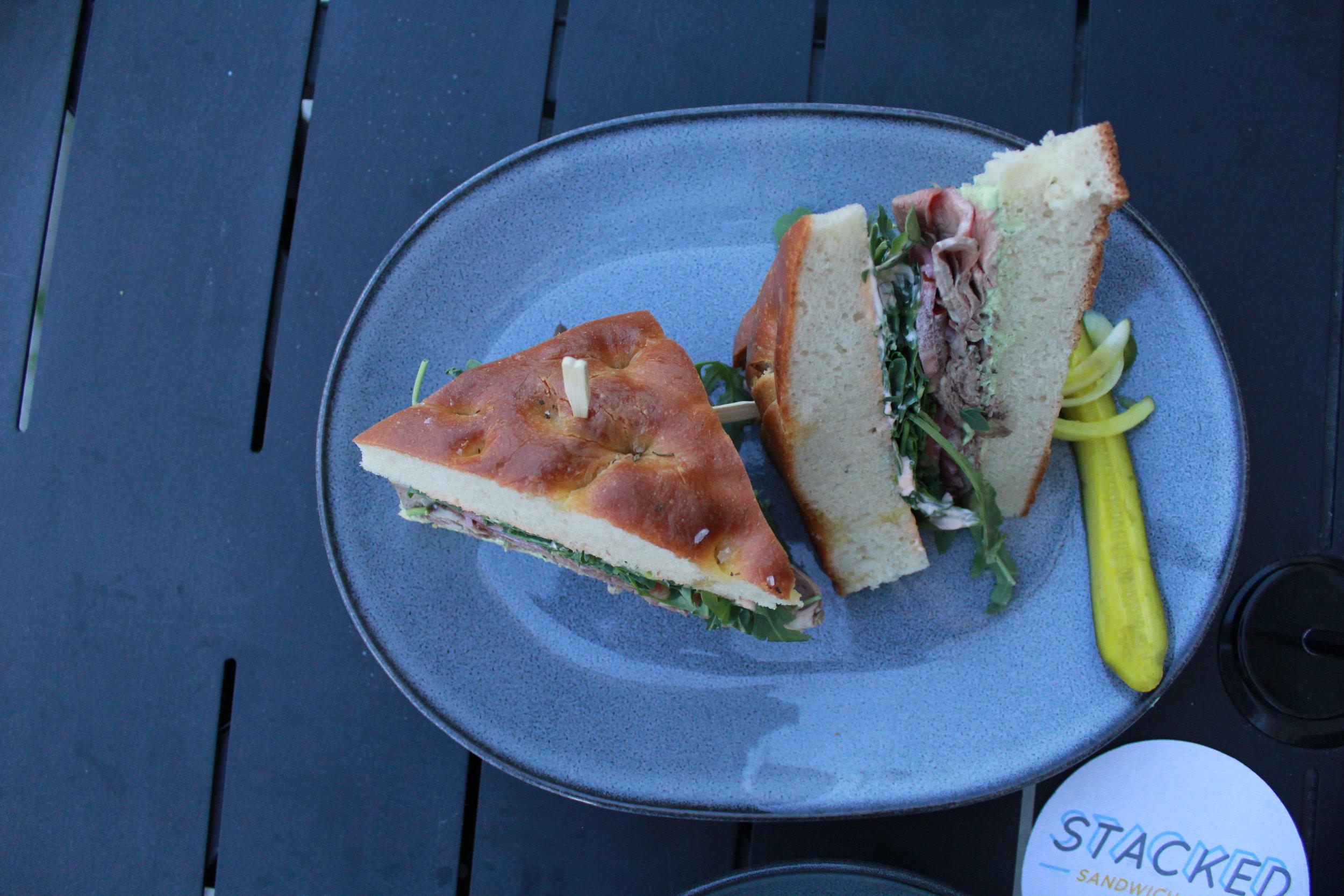 STACKED SANDWICH SHOP PORTLAND