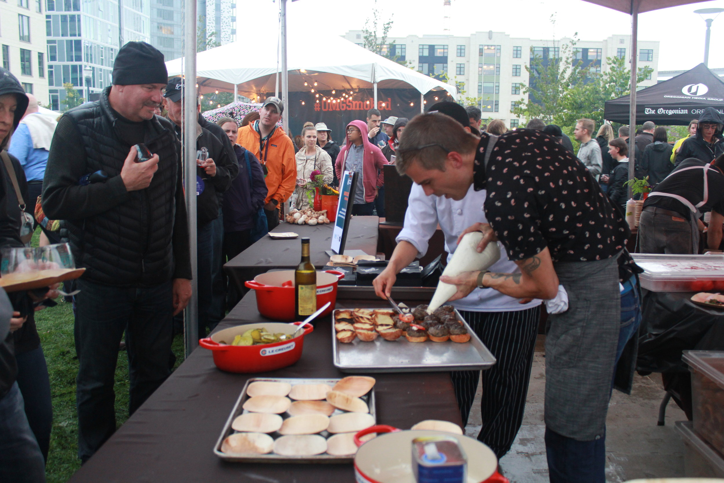 FEAST PORTLAND 2016 RECAP PART 4. THE BEST THINGS I ATE AT NIGHT MARKET AND SMOKED!