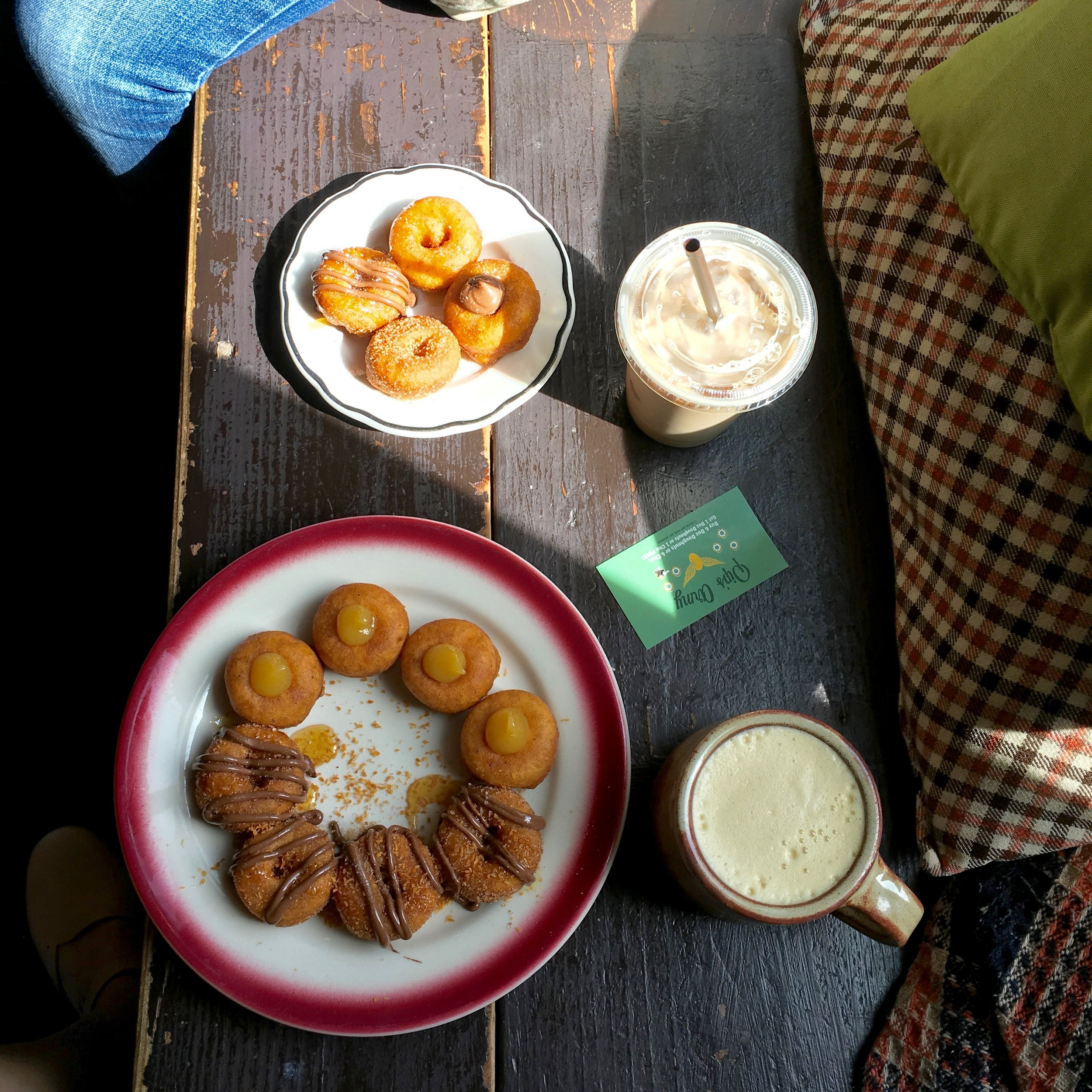 Pip's Donuts + Chai