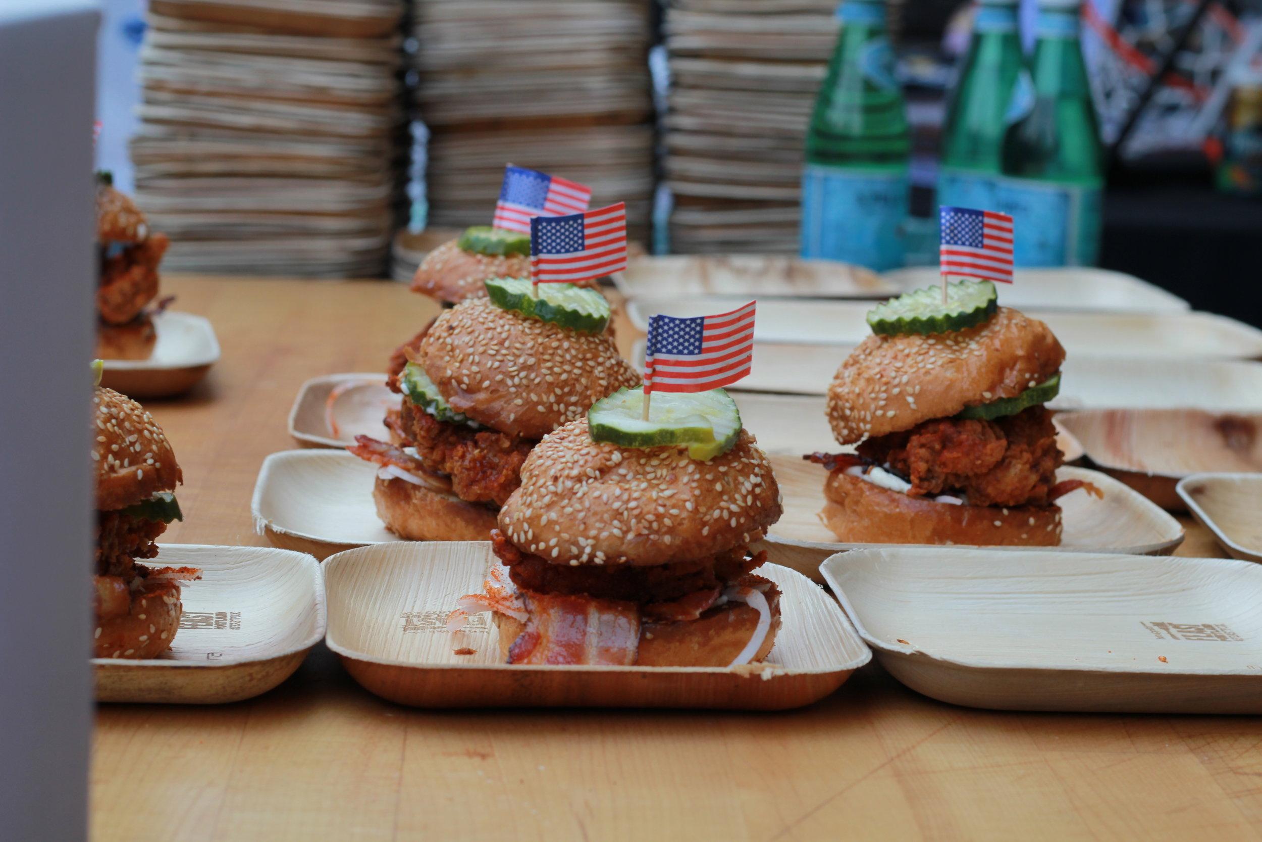 Feast Portland 2018 Sandwich Invitational