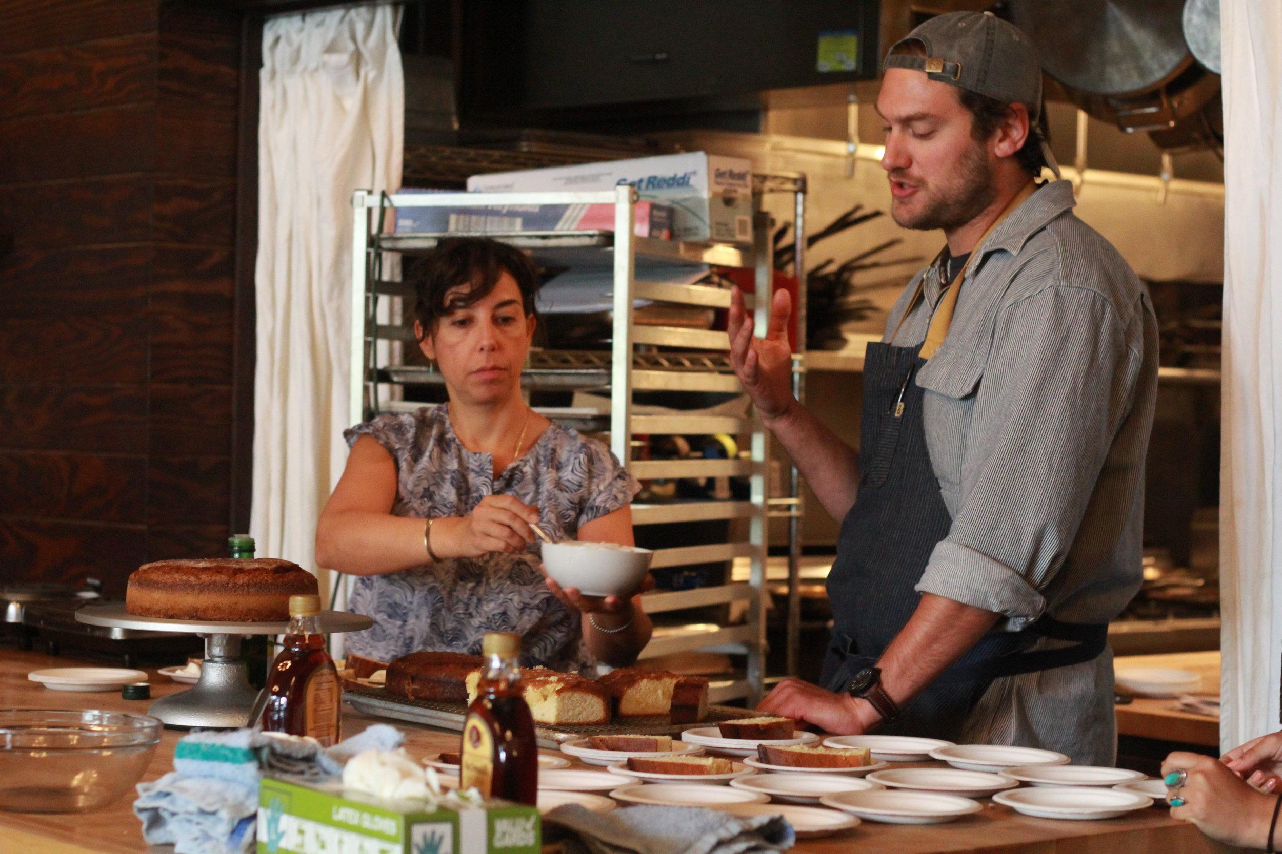 Feast Portland, Inside Bon Appetit's Test Kitchen