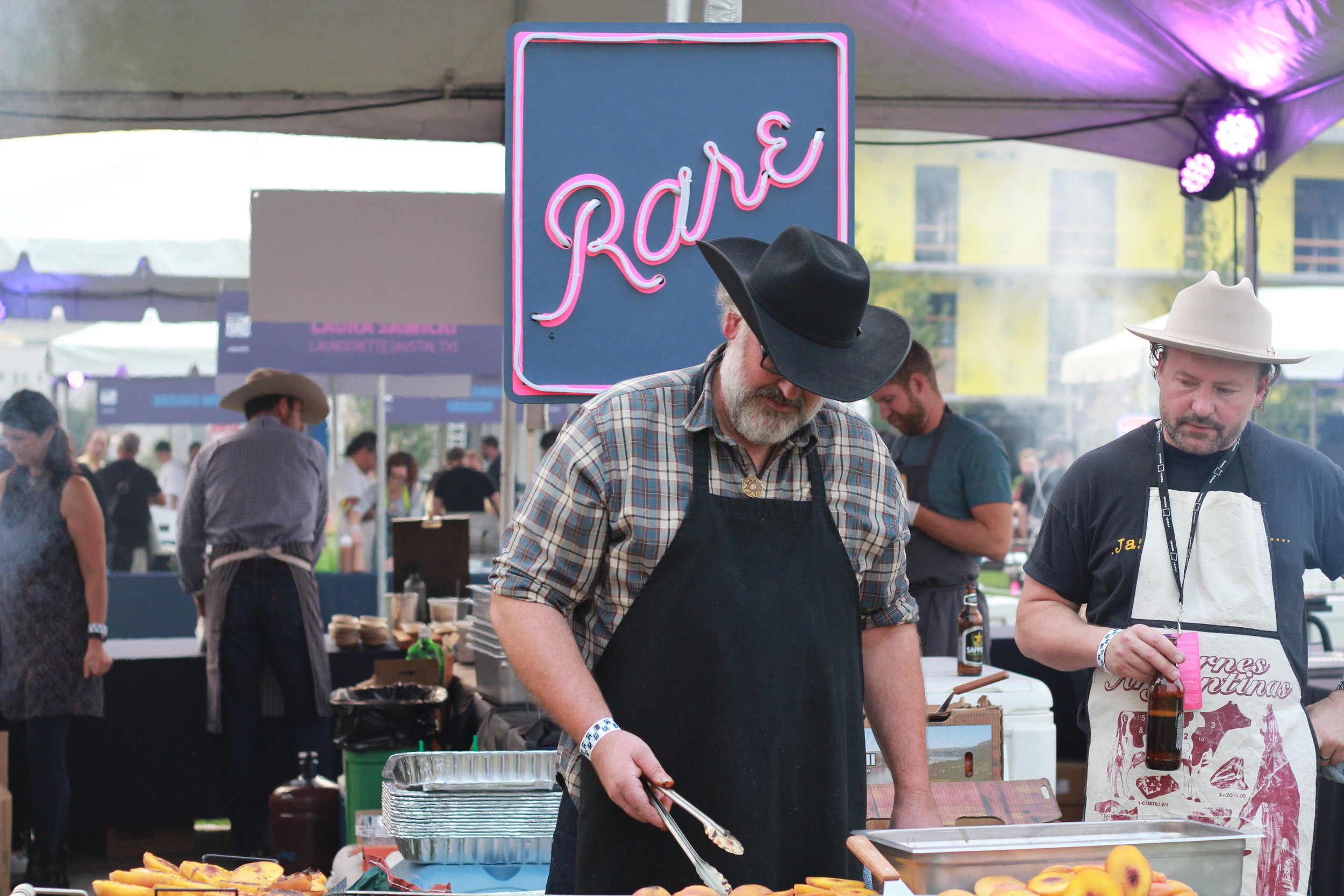 Feast Portland 2018 Smoked Event