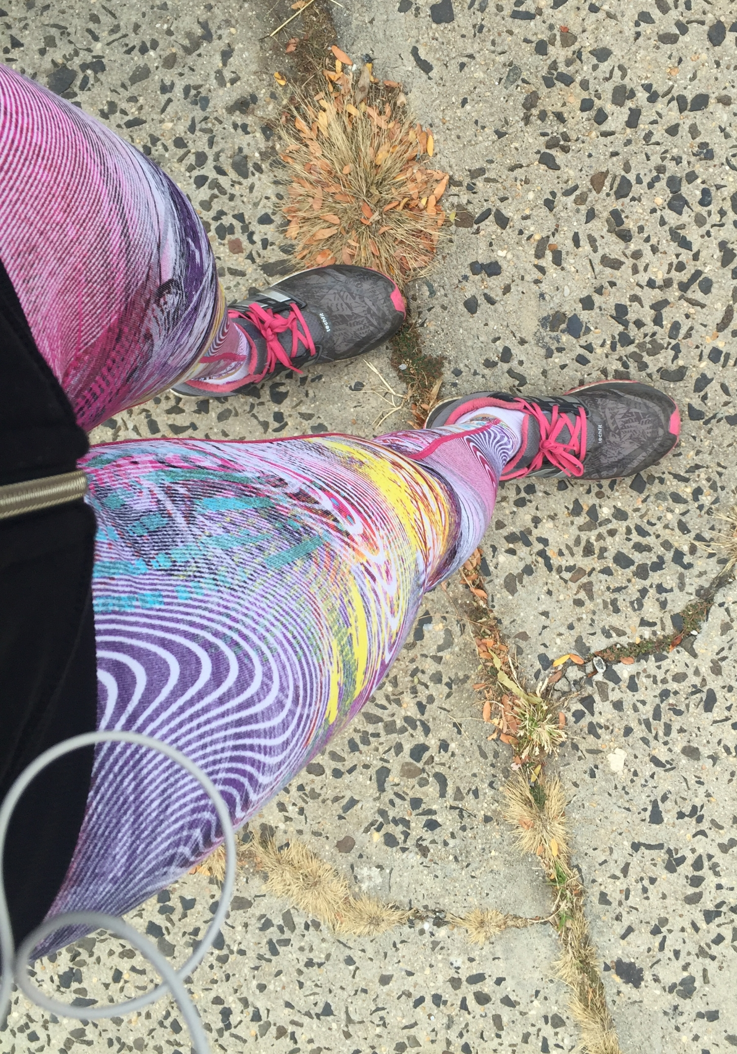 Love these leggings by  Dona Jo .