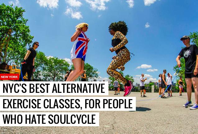 Runstreet Art Runs featured as the top alternative NYC fitness classes in  Thrillist .