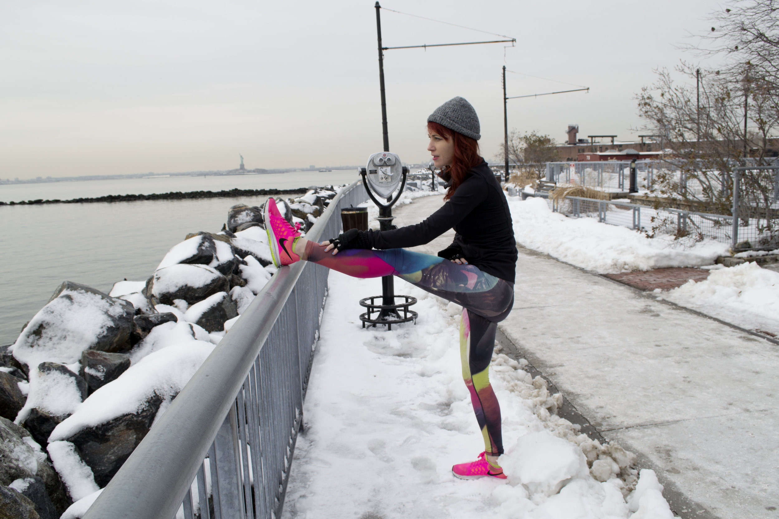 Ice and snow got you down? Try these treadmill running tips to stay on track with your training. Also check out  Alpha Wolf Training  for your own customized running plan and virtual coaching.