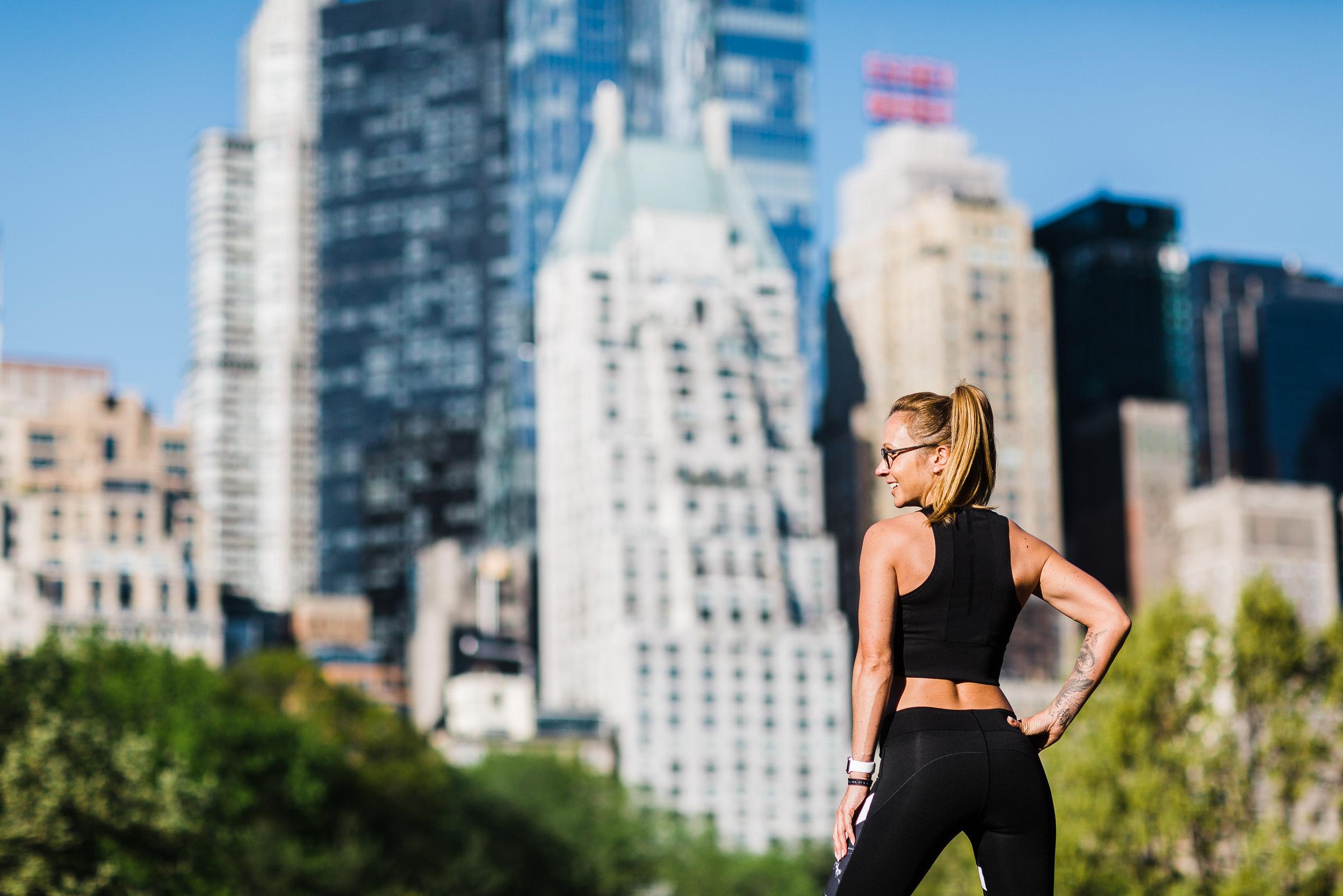 Sabrina at Central Park. Photo by  Frerk Hopf Photography .