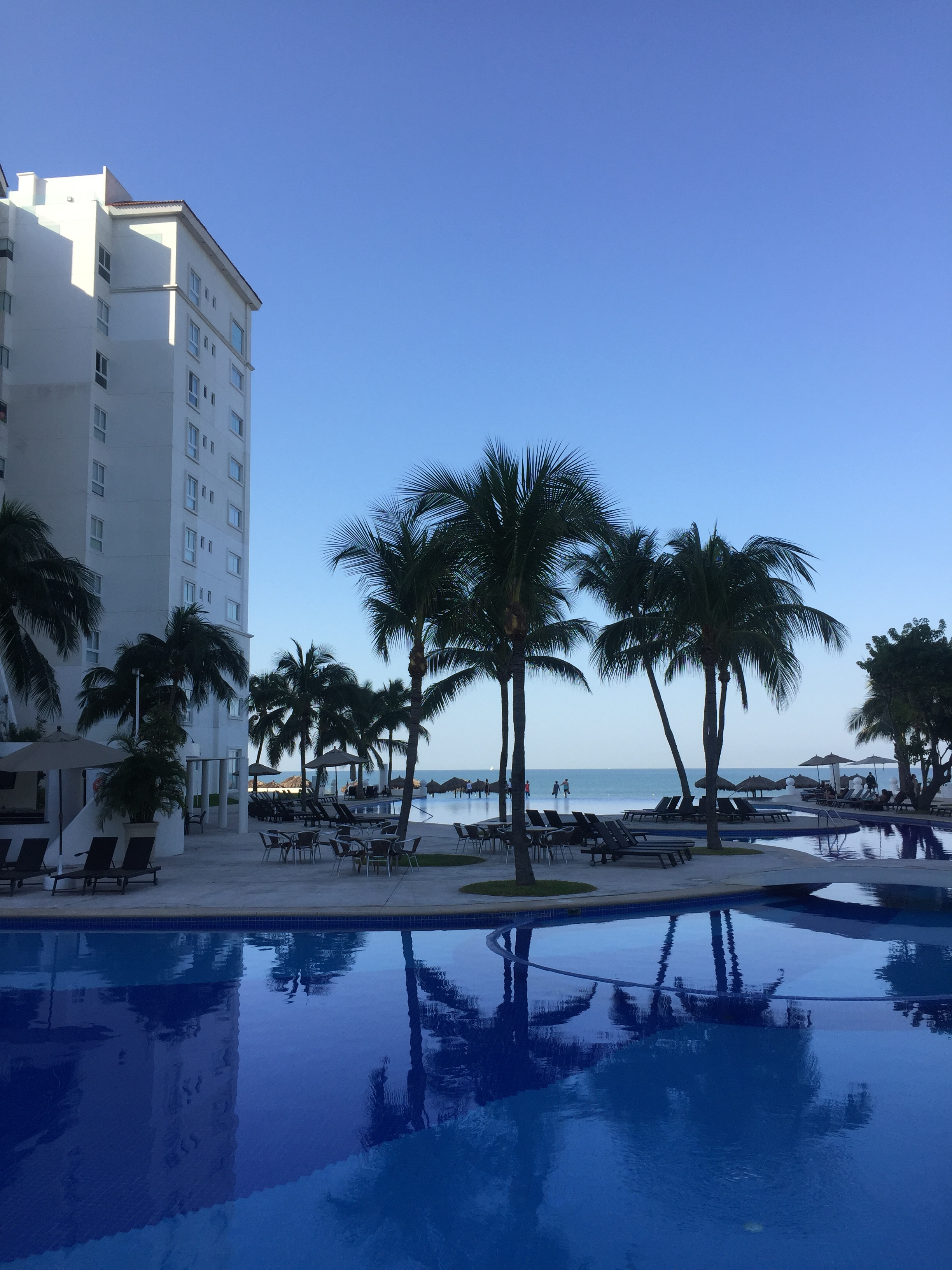 Dreams Villamagna Nuevo Vallarta Resort offered sweet solace for shedding the stress of NYC.