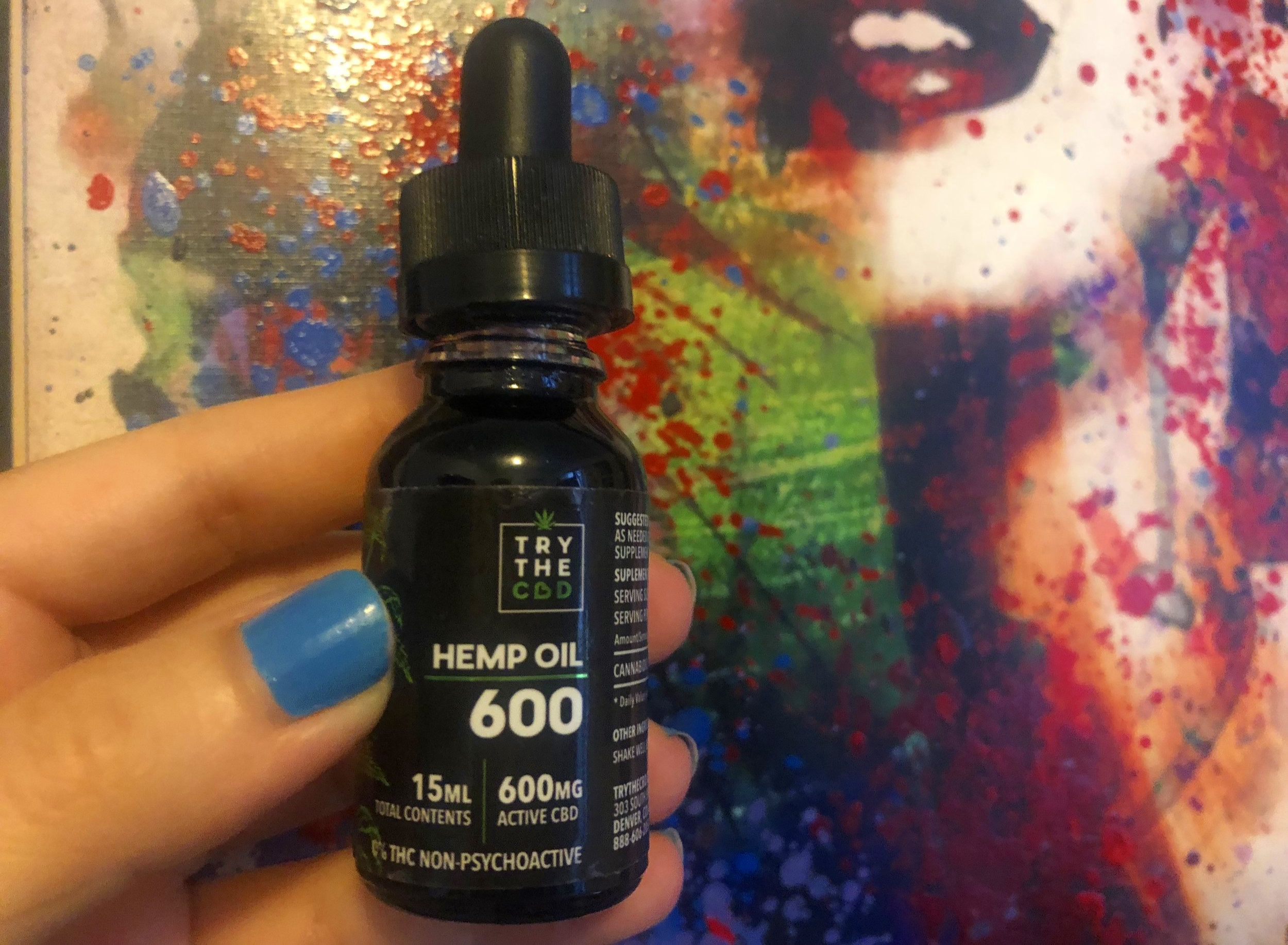 CBD oil is one of the most popular forms of CBD.