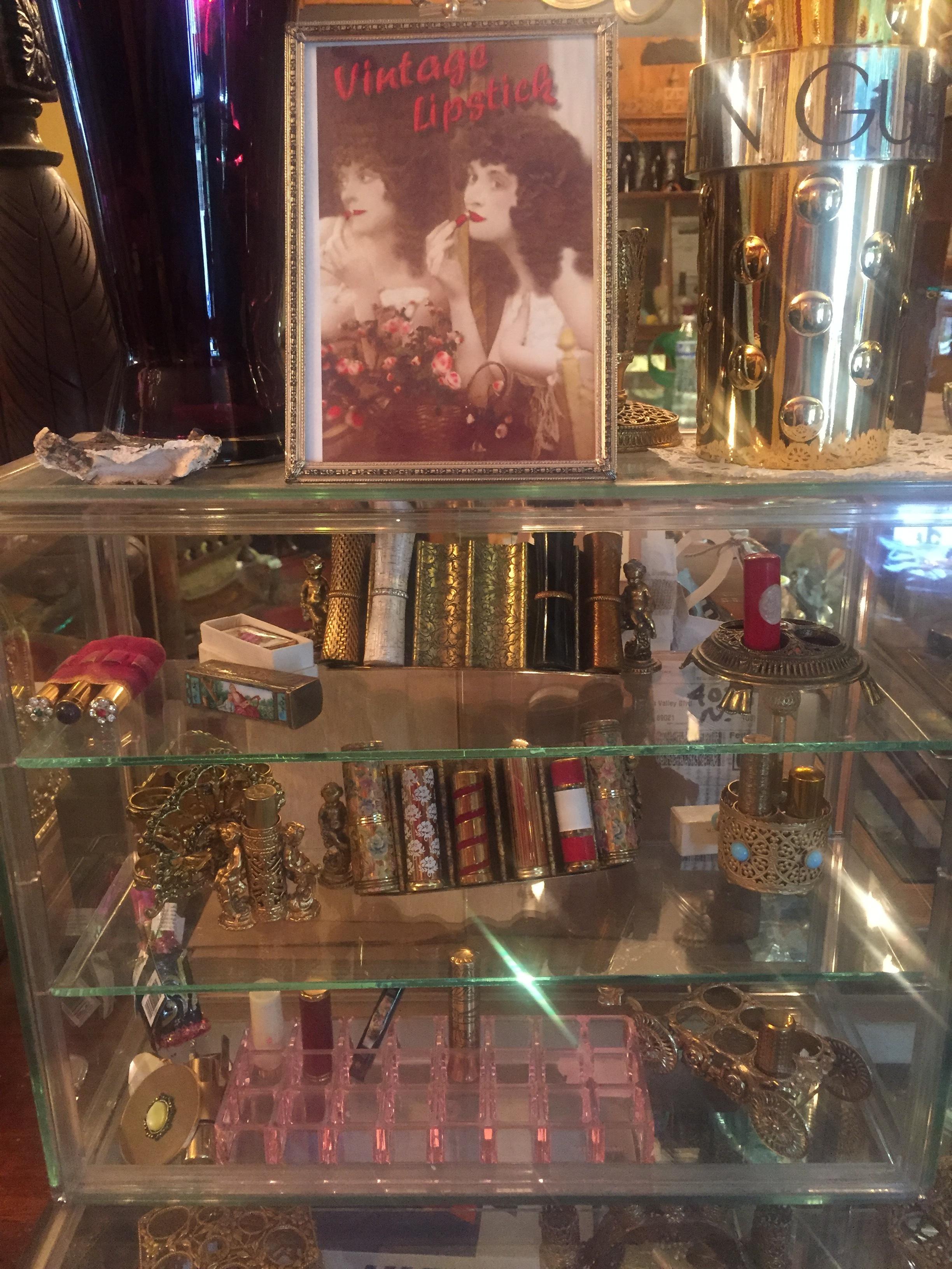 Vintage Lipstick Case Collection