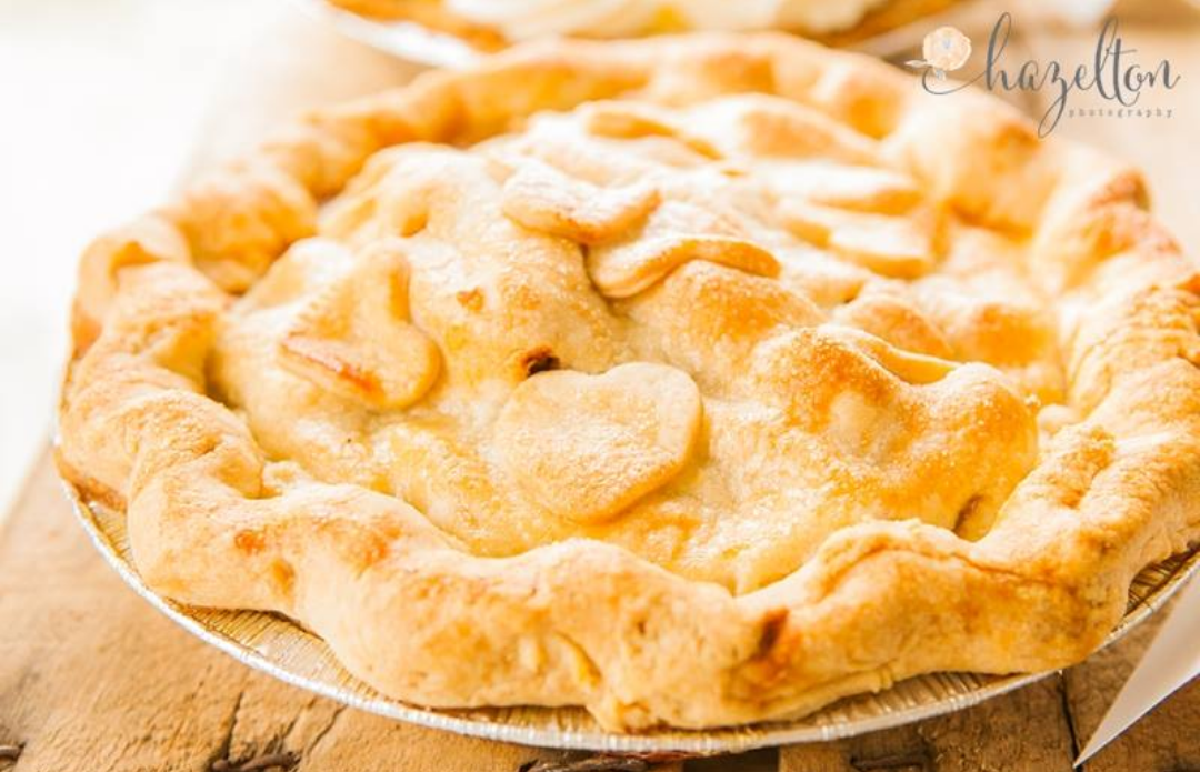 Our Classic Apple Pie #thesugarpath