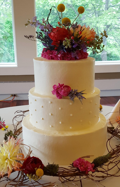 Elizabeth Cake--traditional version