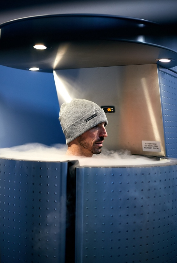 Cloud Cryotherapy