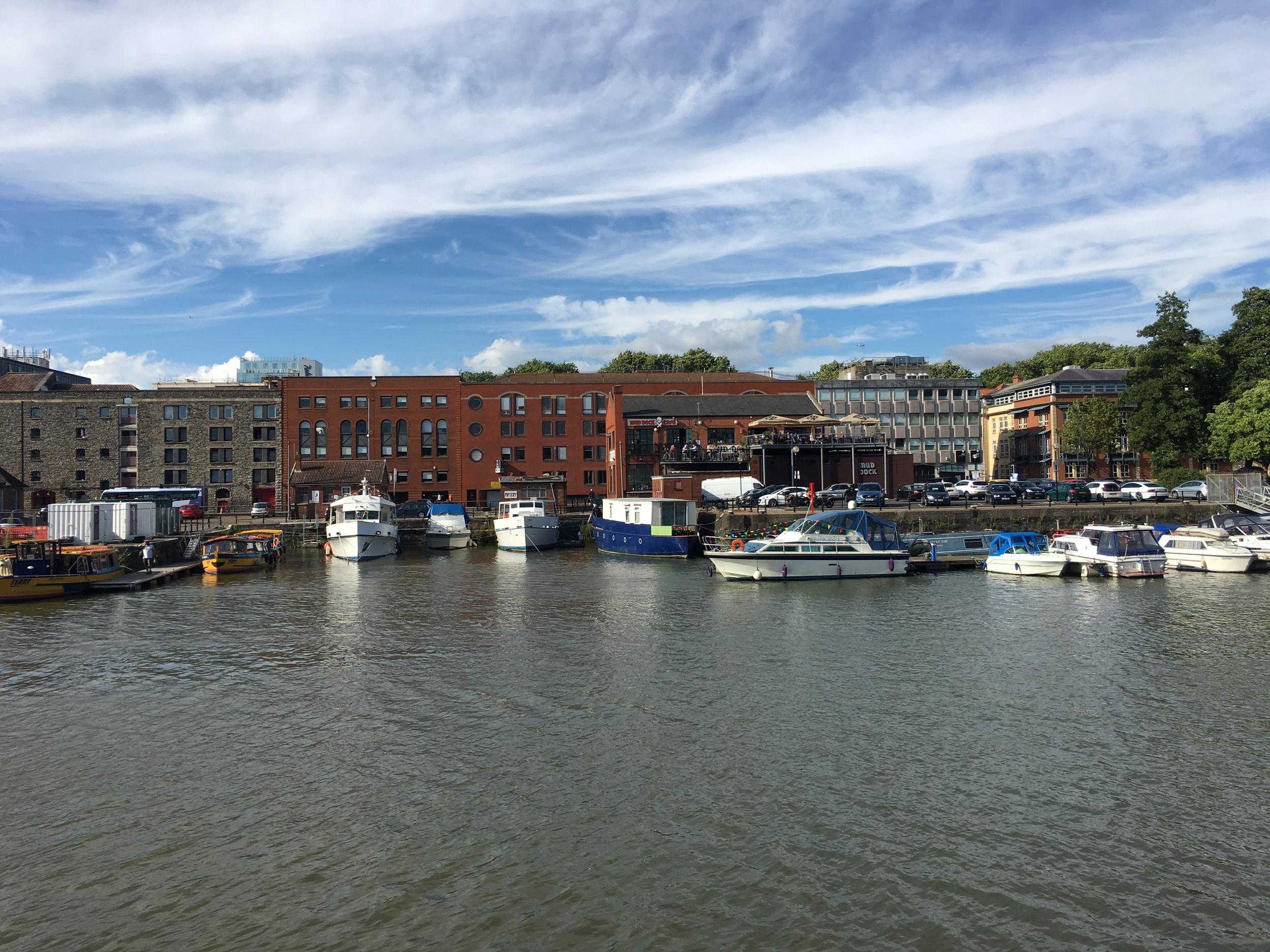 Hannover Quay, Bristol