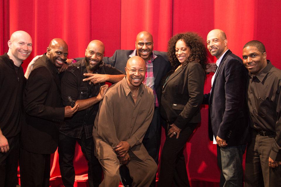 Joe Gray with The Cast of Amateur Night At The Apollo.jpg