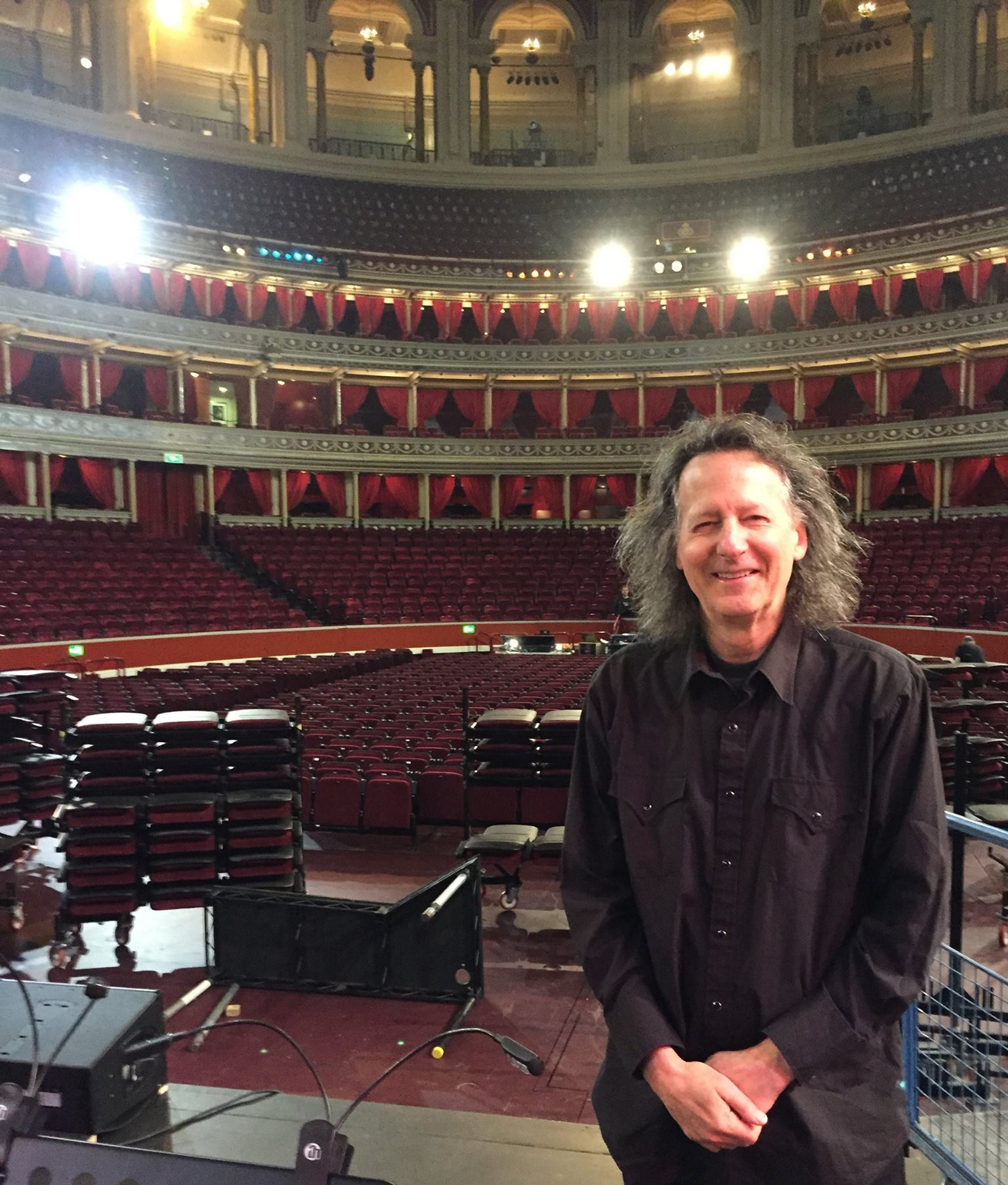 Clifford at Royal Albert Hall
