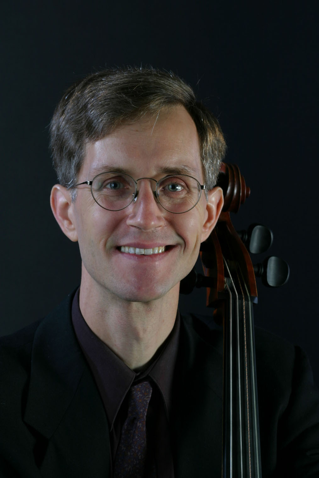 Christopher Haritatos, cello