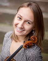 Molly Werts McDonald, violin