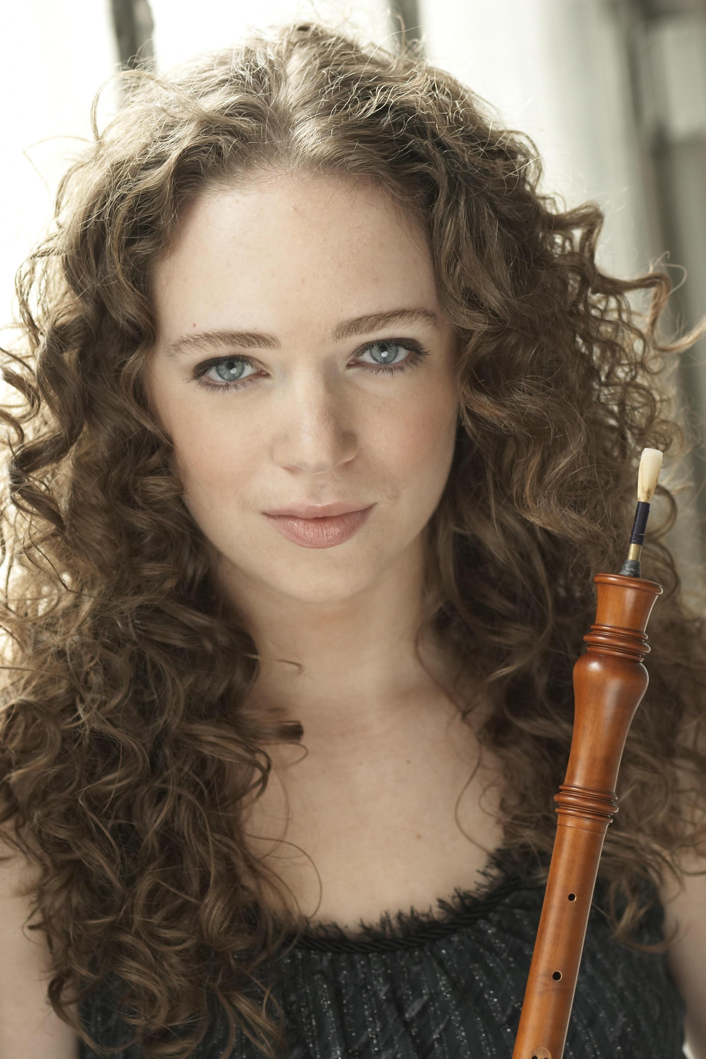 Priscilla Herreid, oboe