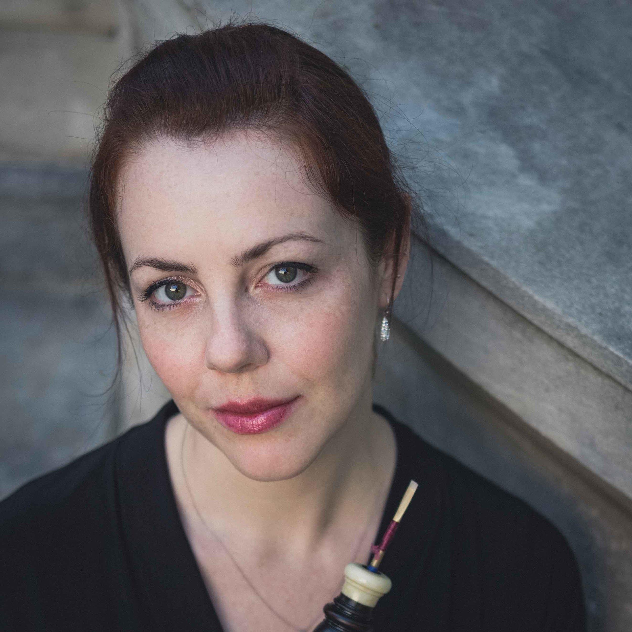 Fiona Last, oboe