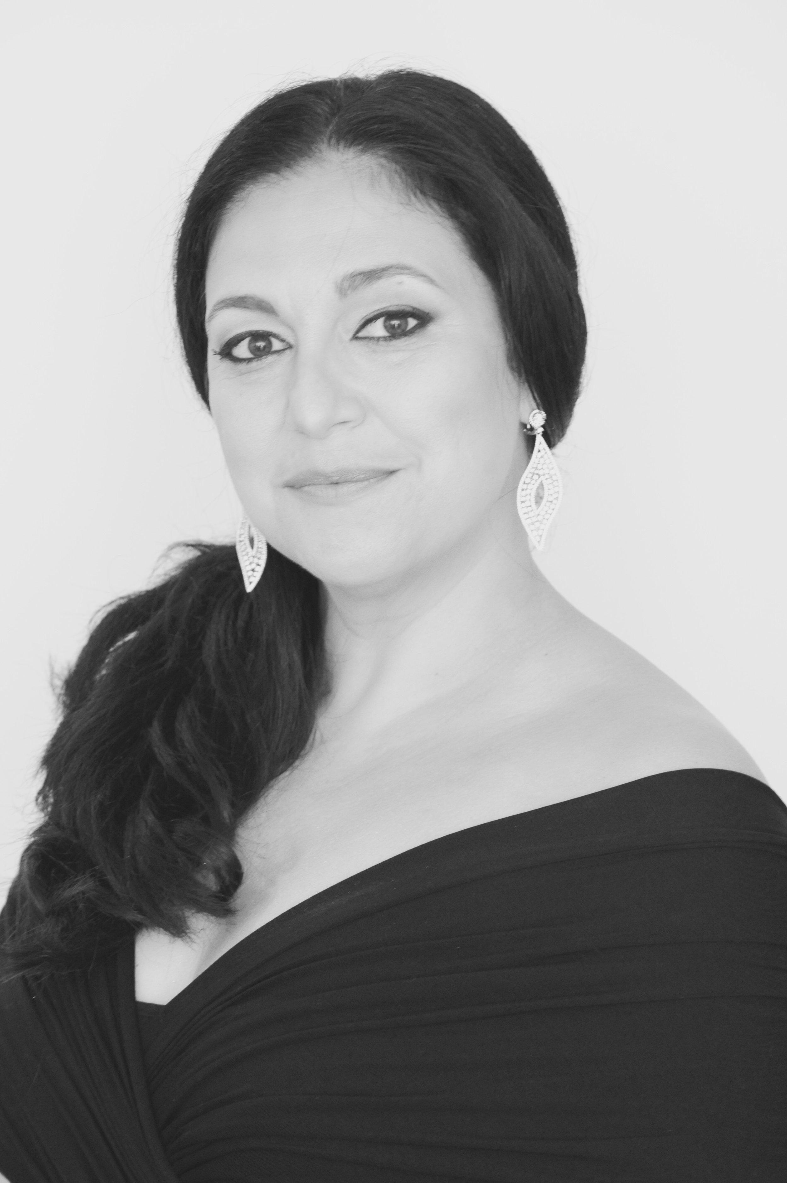 Yetzabel Arias Fernández, soprano
