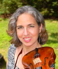Mary Riccardi, violin