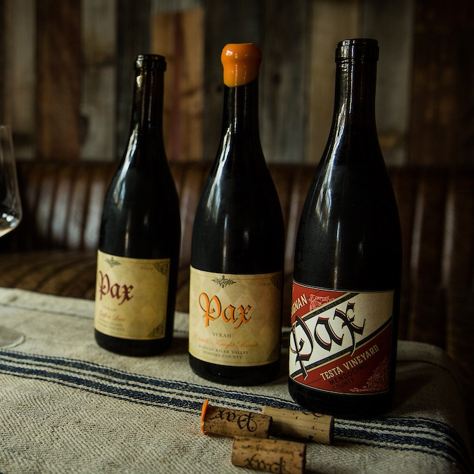 Pax Wines - Field Guide Feature