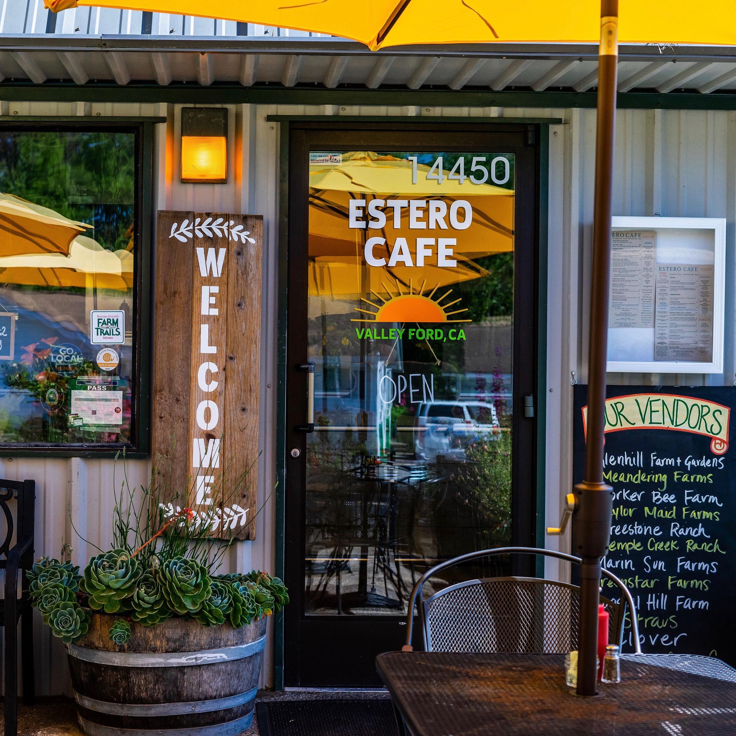 Estero Cafe - Field Guide Feature