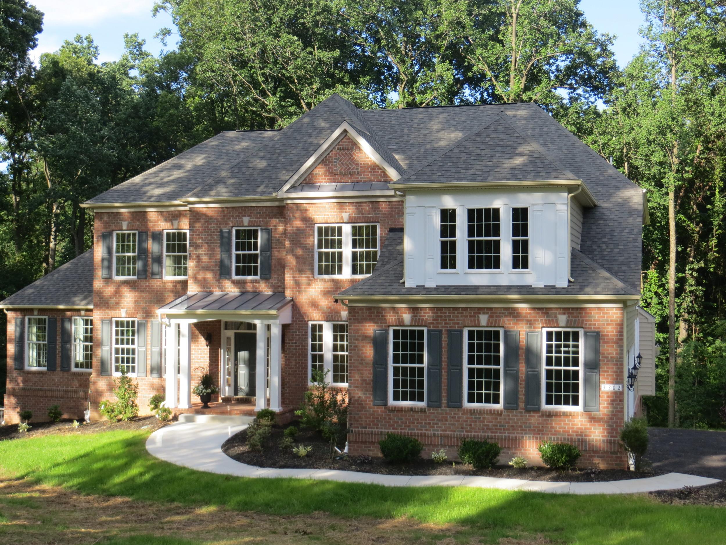 Custom Home Builder In Md Luxury Homes Rylea Homes