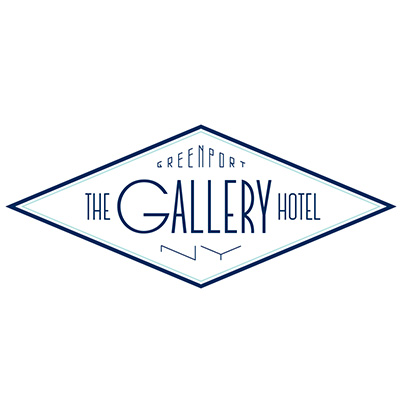 Tucked away within the picturesque seaport village of Greenport, New York, The Gallery Hotel is an intimate 10-room boutique hotel.  Visit  www.galleryhotelny.com  to learn more.