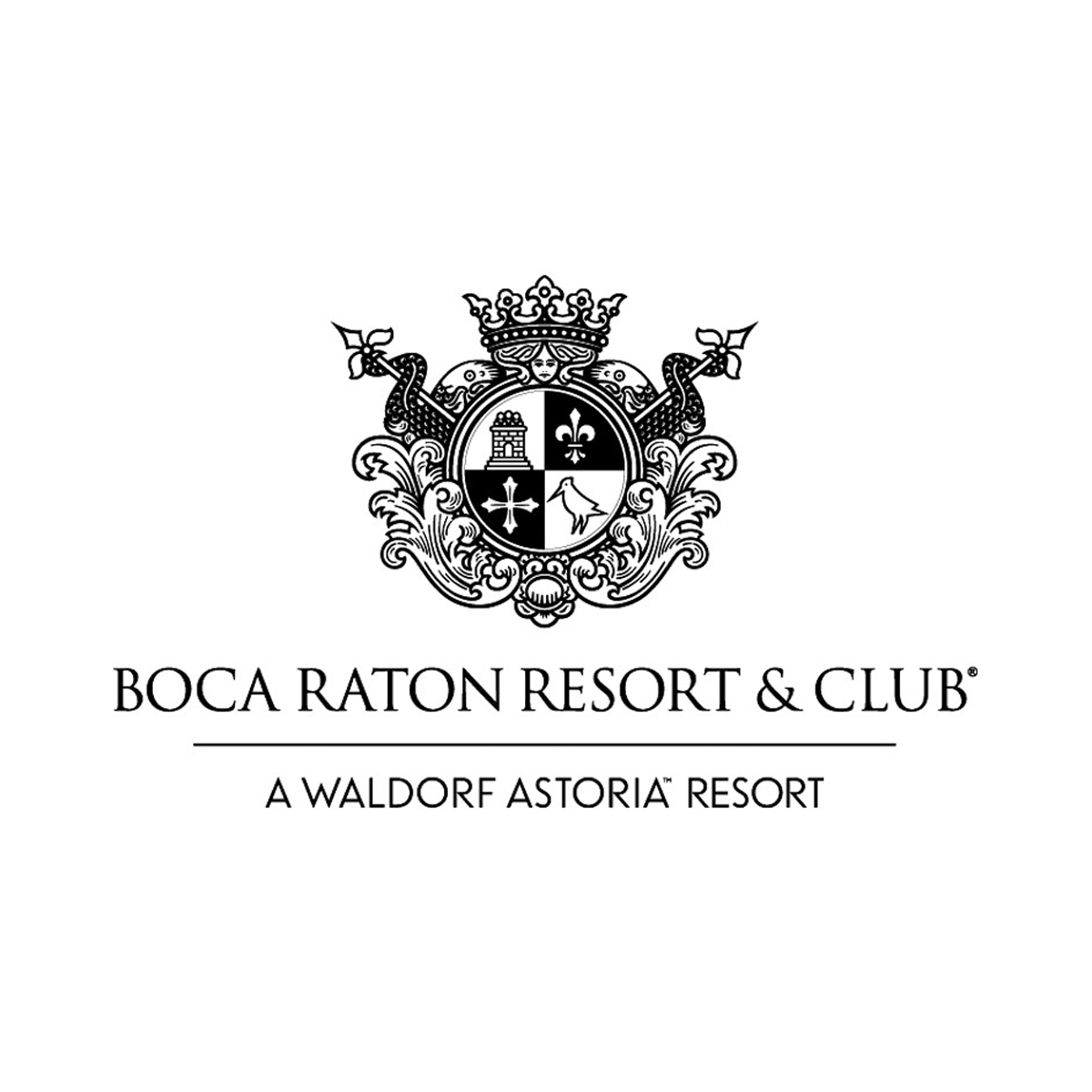 Established in 1926 by visionary architect Addison Mizner, the landmark Boca Raton Resort & Club, a Waldorf Astoria Resort, is nestled on 356 acres in Southern Palm Beach County. The Resort features five unique styles of guest rooms and suites, including the recently redesigned The Yacht Club, South Florida's most luxurious boutique waterfront hotel overlooking the Intracoastal Waterway, Forbes Four Star Boca Beach Club overlooking the Atlantic Ocean, the Cloister with grand estate views, the historic pink Tower and the Bungalows for extended stays. For more information, please visit visit  www.BocaResort.com .
