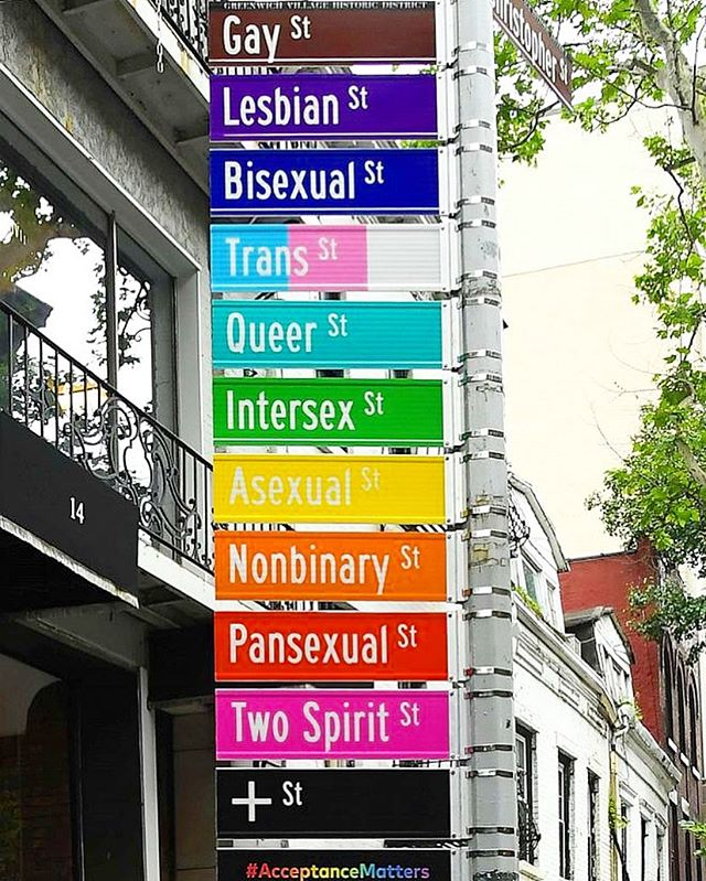 Happy pride everyone! 🌈🌈🌈#pride #loveislove #pride2019