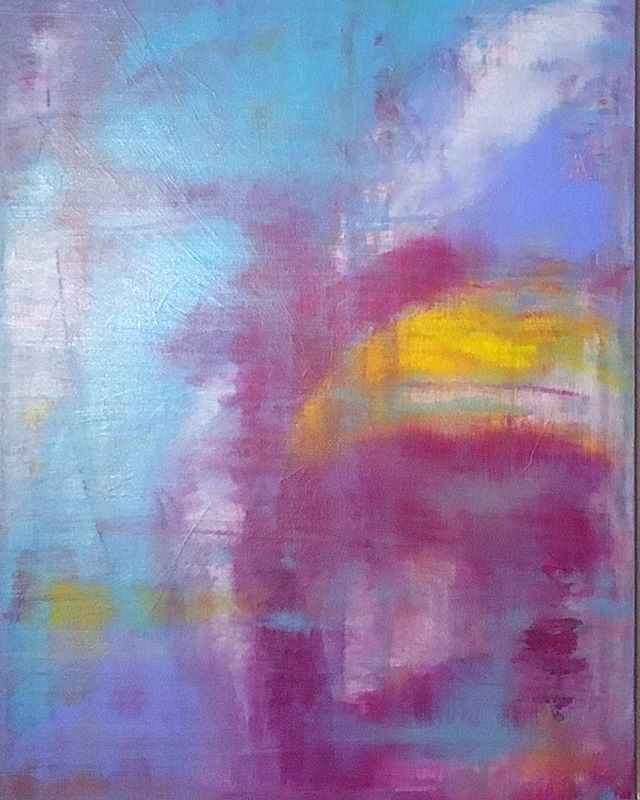 "Artist: Erika Rachel Size: 24"" x 36"" Acrylic paint on canvas For pricing inquiries lynn@Hutchinsamc.com  #art #artistoftheday #luxerydesign #luxuryrealestate #lawyerlife #lawyer #art4sale #artcollector #miamiart #artgalleries @erikarachelart #interiordesigner #miamiluxury #miamiluxuryrealestate"