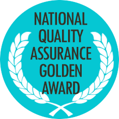 national quality assurance golden award.png