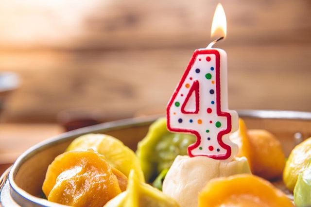Can you believe it? Kungfu Kitchen is 4 years old! We would like to thank you for all your support. @kungfukitchennyc #birthday #michelinguide . . . #yum  #chineserestaurant #feedyoursoul #streetfood #fooddelivery #lunch #foodpornshare #dinner #food #foodporn #foodiegram #instafood #yummy #instagood #handmade #tasty #foodie #eat #foodpics #foodphotography #hungry #lovefood  #nyc #nycfood #nycfoodie #timesquare