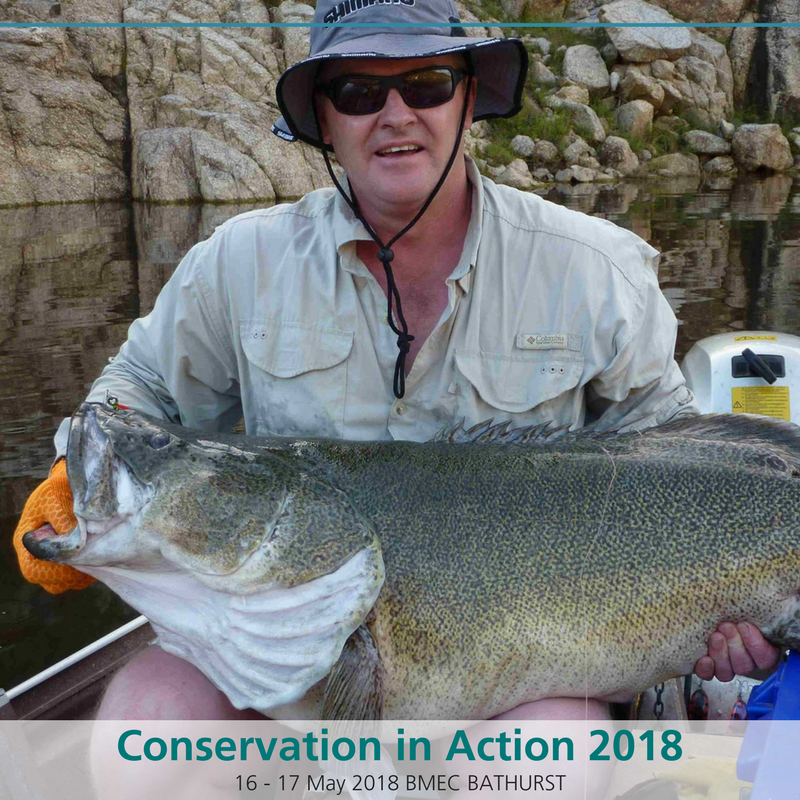 Terry Steele   Fisheries Conservation Officer, Inland - Conservation and Aquaculture Group, NSW Trade & Investment