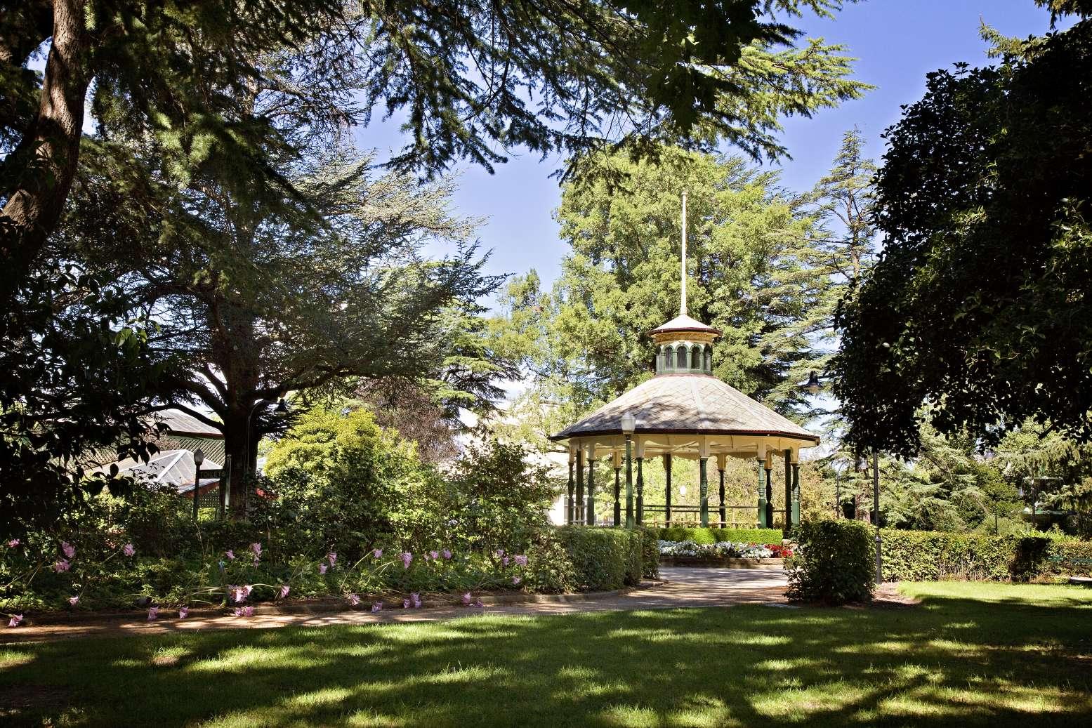 Machattie Park, Bathurst