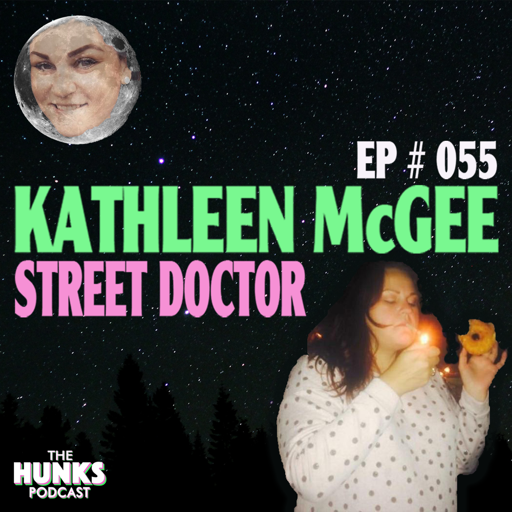 Ep # 055 features the very funny Kathleen McGee!