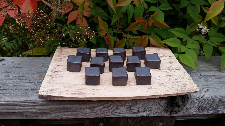 Chocolates on a Shingle