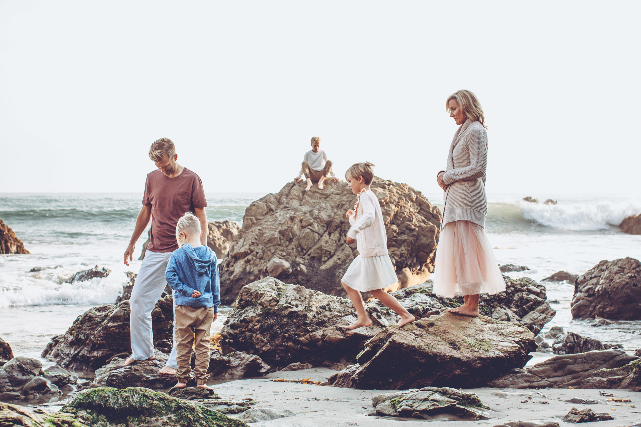 The Heraeus Family   Malibu