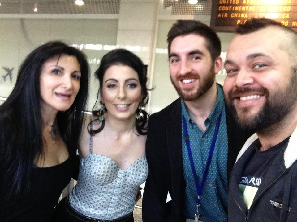 Best Friend - Cast and crew Anthea Sidiropoulos, Nathan Little, Koraly Dimitriadis, Michael Prebeg