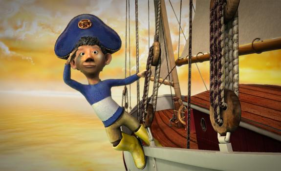 The Gallant Captain