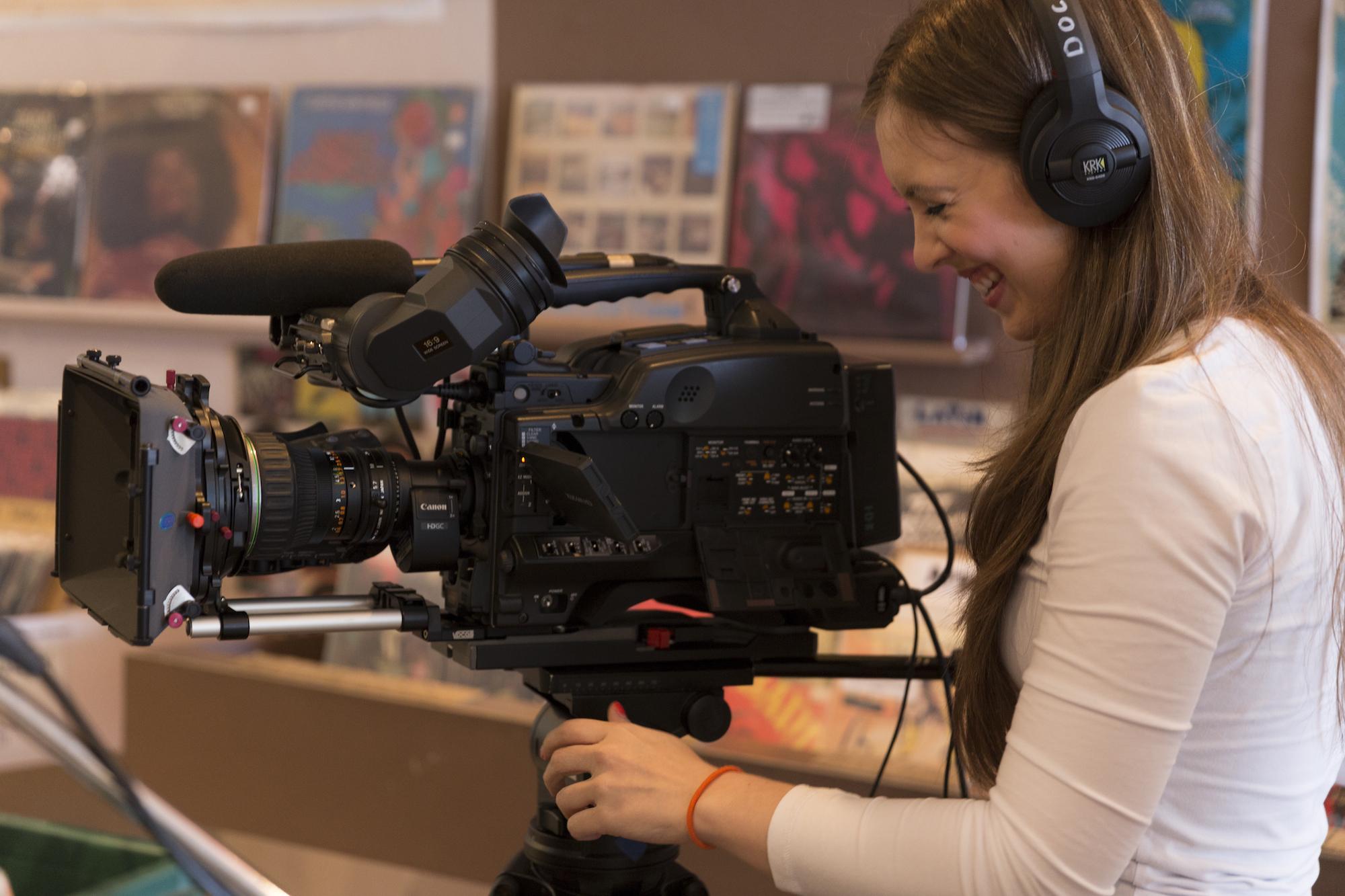 Homesong director Natalie Cunningham.
