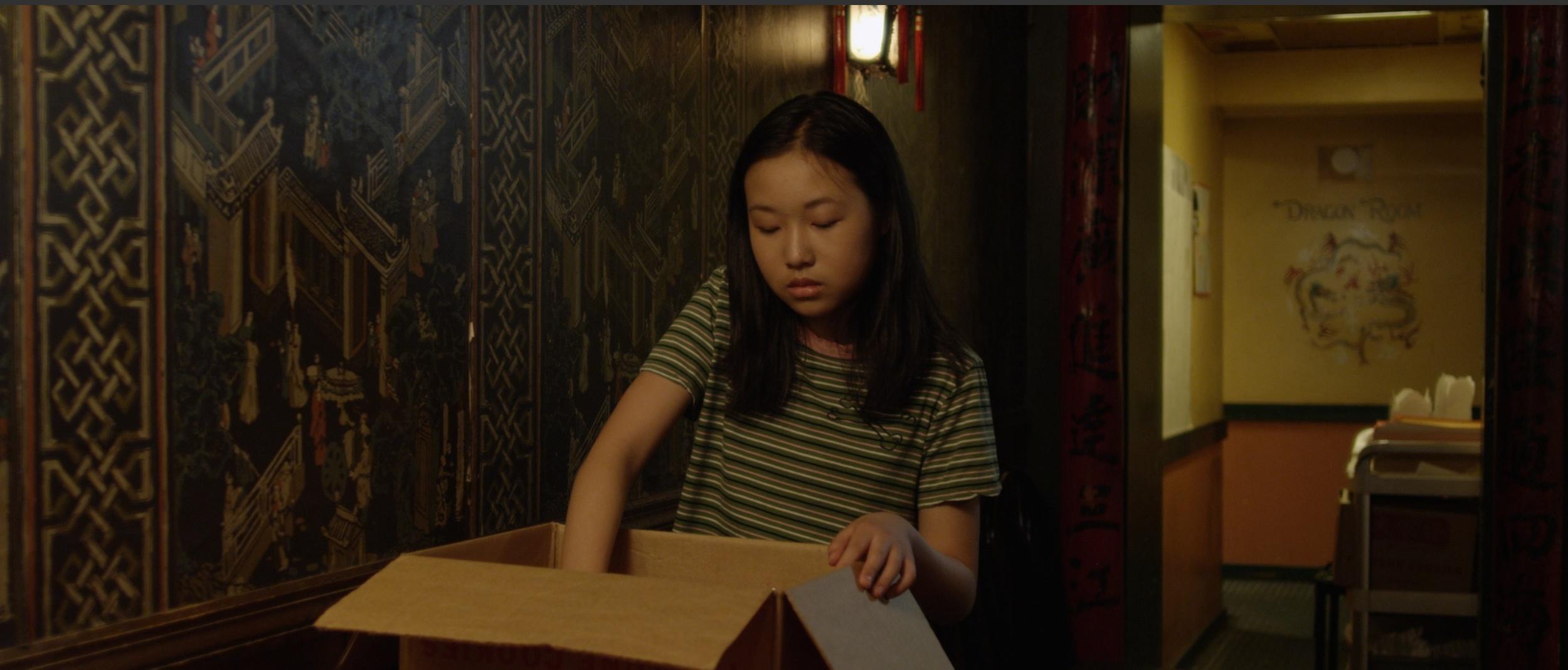 Parting - Megan Lin.