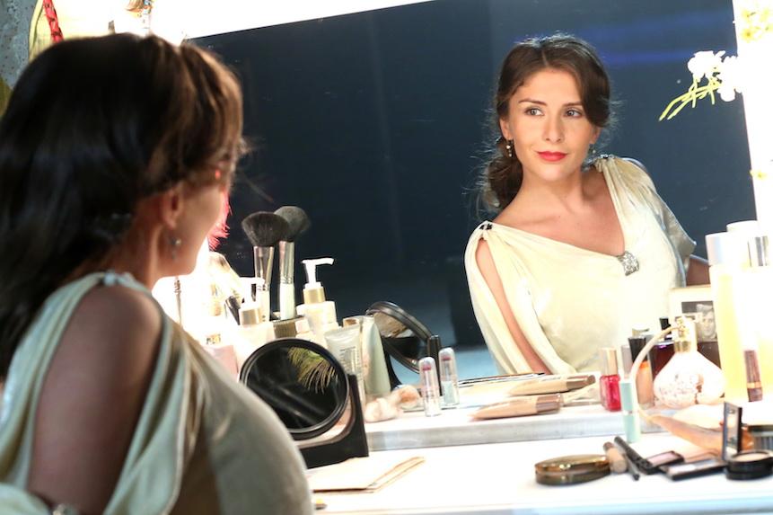 Leni. Leni - Valeria Kozhevnikova as the younger Leni.