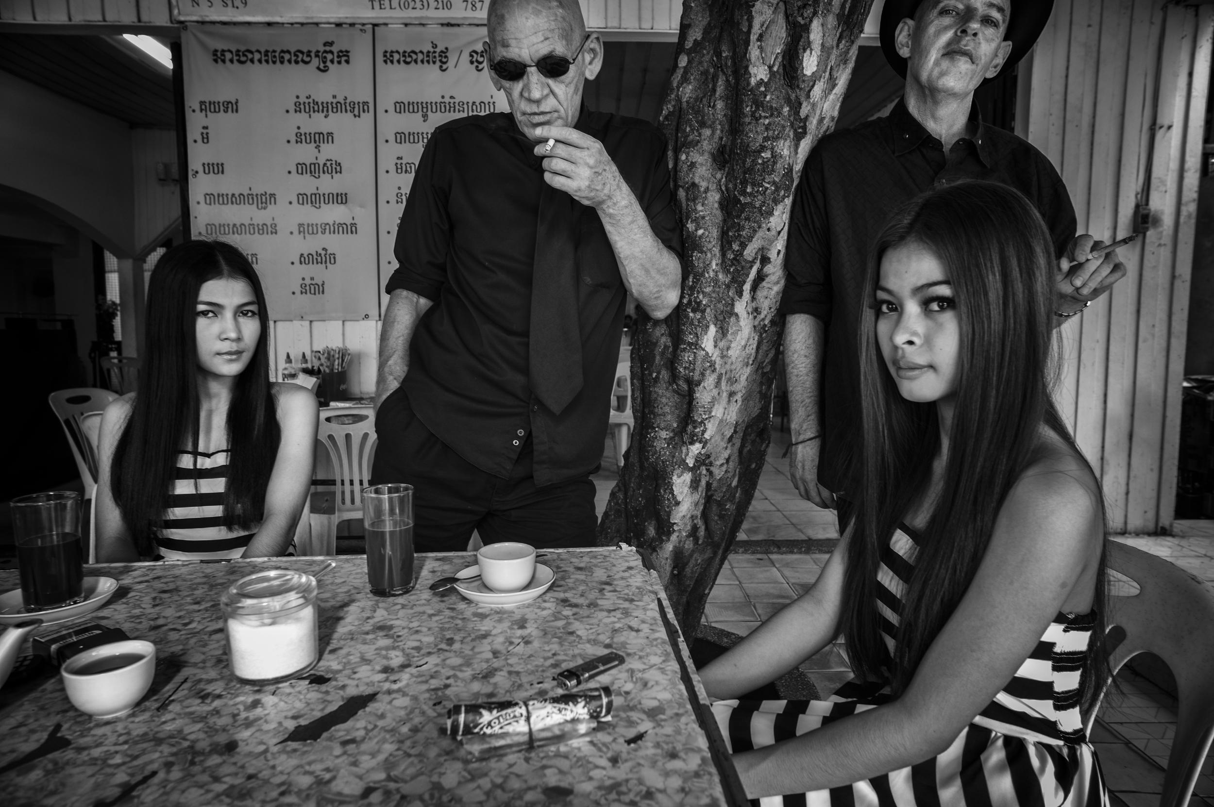 KROM: Songs from the Noir & The Mekong Heart