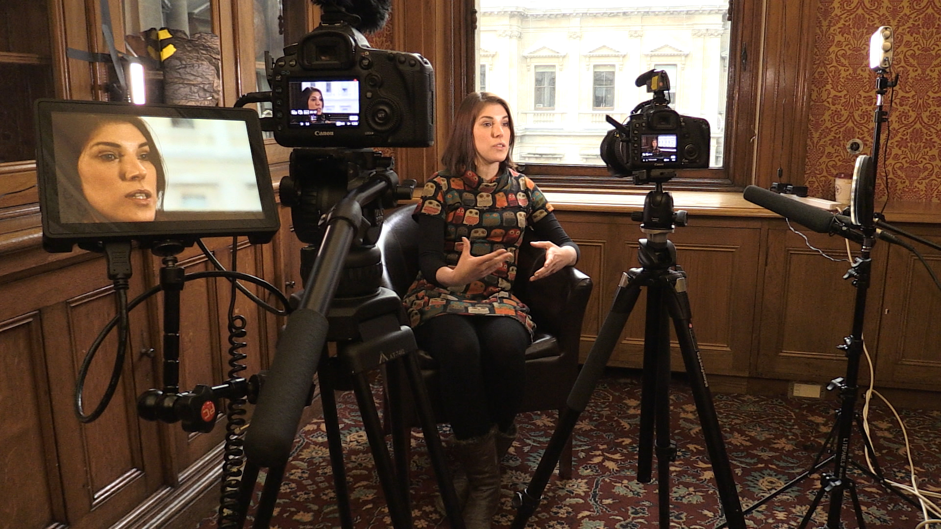 BEEP - Interview with Rebecca Parnell.